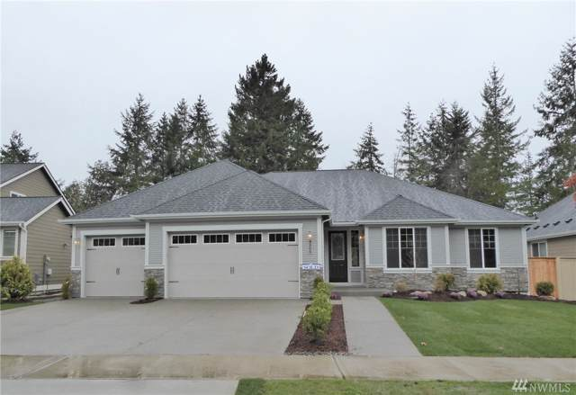 4319 Caddyshack Dr NE Lot63, Lacey, WA 98516 (#1553264) :: Keller Williams Realty