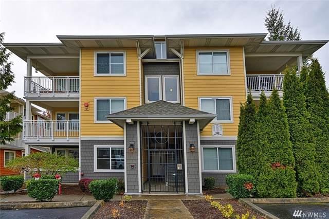 560 225th Lane NE B203, Sammamish, WA 98074 (#1553416) :: Record Real Estate