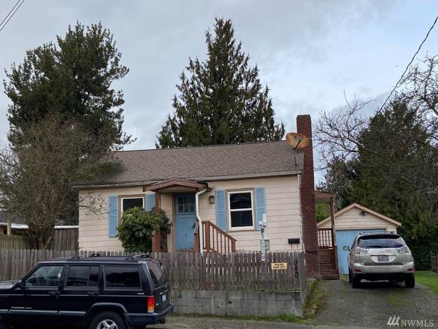 940 N 89th St, Seattle, WA 98103 (#1553439) :: Real Estate Solutions Group