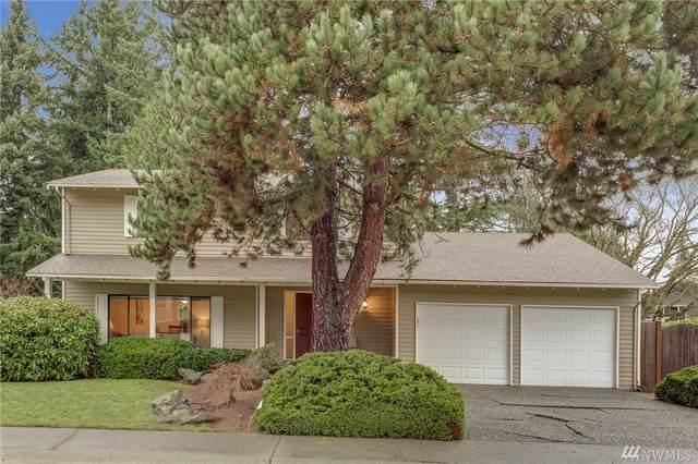 12518 SE 67th St, Bellevue, WA 98006 (#1553463) :: Ben Kinney Real Estate Team