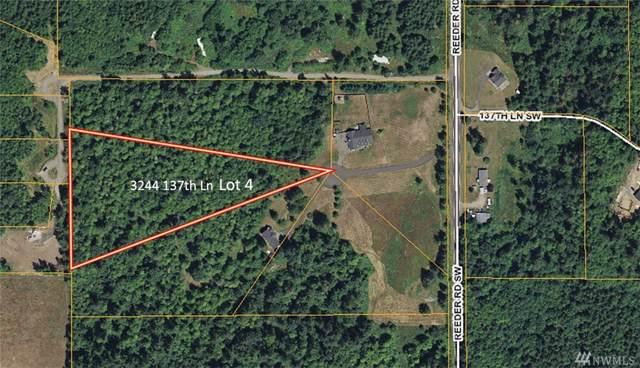 3244 137th Lane SW, Tenino, WA 98589 (#1553518) :: Real Estate Solutions Group