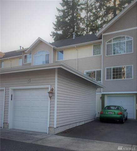 7818 228th St SW #107, Edmonds, WA 98026 (#1553652) :: Real Estate Solutions Group