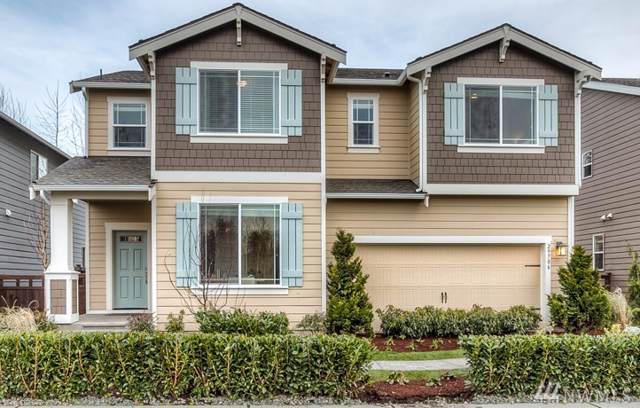 11904 SE 299th (Lot 132) Place, Auburn, WA 98092 (#1553762) :: Real Estate Solutions Group