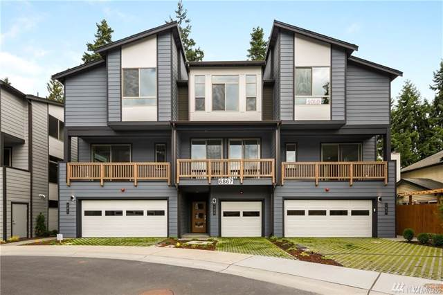 6843 NE 170th St #102, Kenmore, WA 98028 (#1554028) :: Northern Key Team