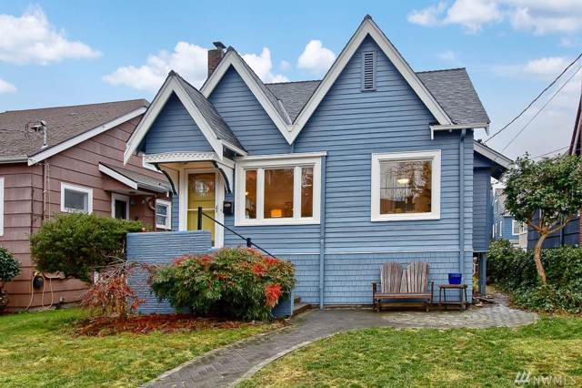 7711 19th Ave NE, Seattle, WA 98115 (#1554089) :: McAuley Homes