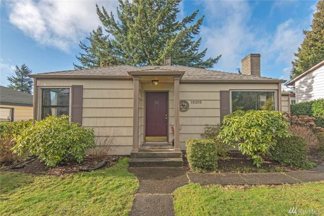 10205 37th Ave SW, Seattle, WA 98146 (#1554124) :: Real Estate Solutions Group