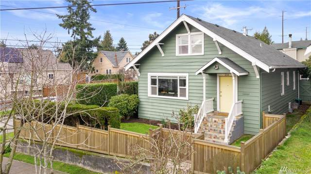 216 NW 67th Street, Seattle, WA 98117 (#1554179) :: Real Estate Solutions Group