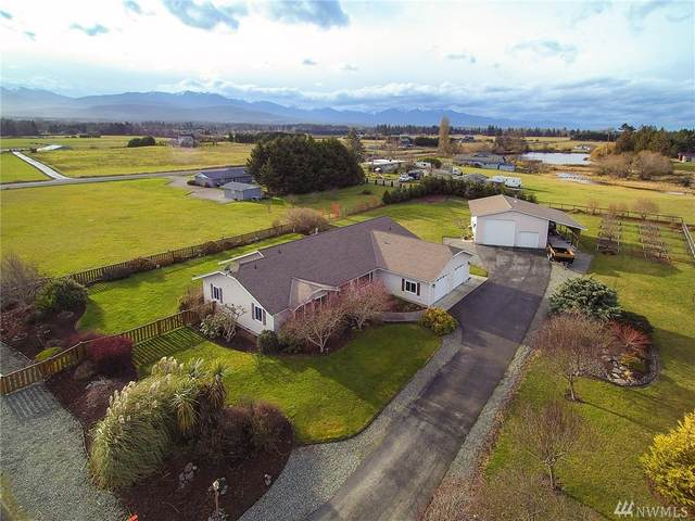 73 Haywire, Sequim, WA 98382 (#1554304) :: Ben Kinney Real Estate Team