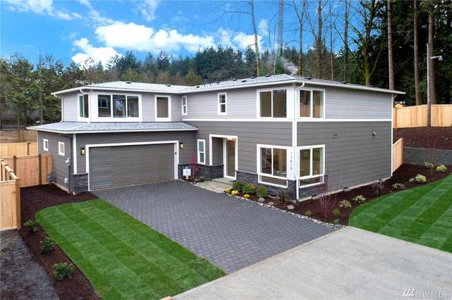 11615-(Lot 9) NE 61st Lane, Kirkland, WA 98033 (#1554502) :: The Torset Group