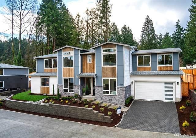 11609-(lot 8) NE 61st Lane, Kirkland, WA 98033 (#1554504) :: Record Real Estate