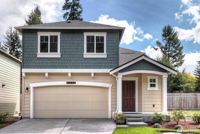 6907 Sweetgum Ave NE #369, Lacey, WA 98516 (#1554516) :: Real Estate Solutions Group