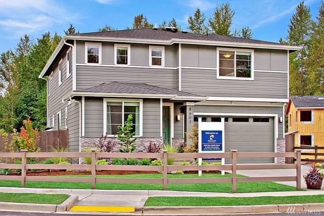 8603 75th (Lot 1) St NE, Marysville, WA 98270 (#1554714) :: Real Estate Solutions Group
