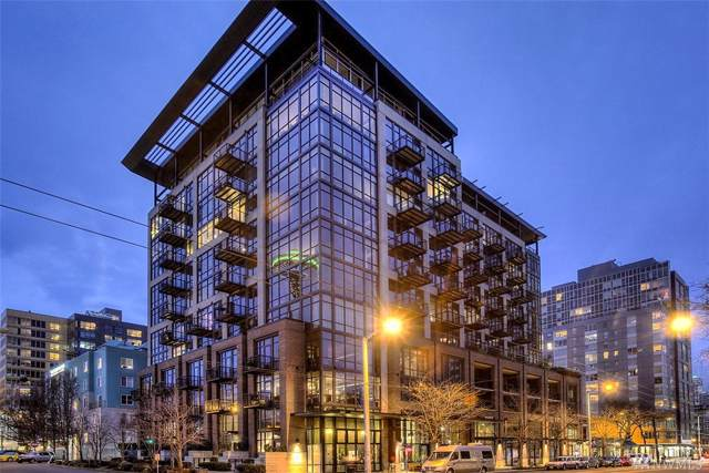 2720 3rd Ave #513, Seattle, WA 98121 (#1554808) :: Real Estate Solutions Group