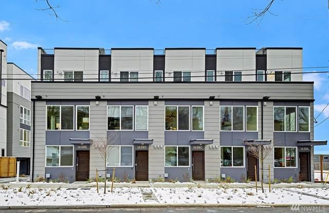 1638-E 20th Ave, Seattle, WA 98122 (#1554908) :: Ben Kinney Real Estate Team