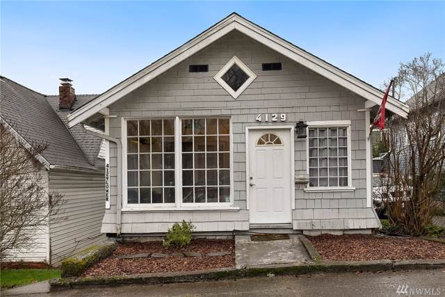 4129 36th Ave SW, Seattle, WA 98126 (#1554943) :: Real Estate Solutions Group