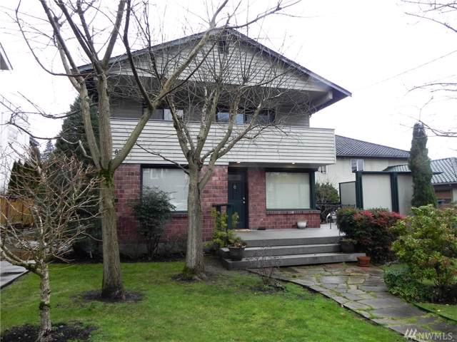 8516 Densmore Ave N Upper, Seattle, WA 98103 (#1554981) :: Record Real Estate