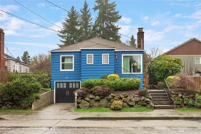 8810 5th Ave NE, Seattle, WA 98115 (#1554991) :: Canterwood Real Estate Team