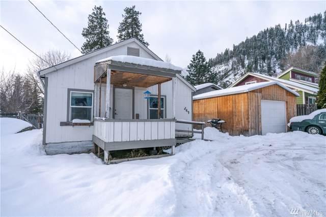 243 Prospect St, Leavenworth, WA 98826 (#1554993) :: Ben Kinney Real Estate Team