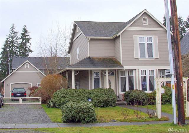 713 Lincoln Ave, Snohomish, WA 98290 (#1555007) :: The Shiflett Group
