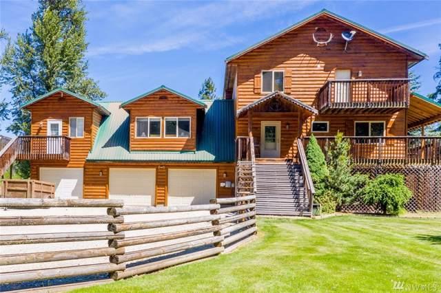 12364 Meacham Rd, Leavenworth, WA 98826 (#1555042) :: Ben Kinney Real Estate Team