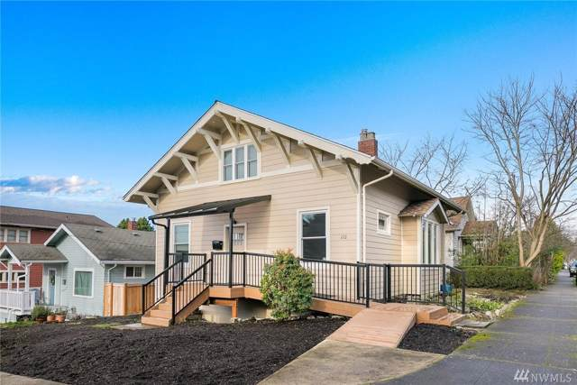 112 N 51st St, Seattle, WA 98103 (#1555070) :: Northern Key Team