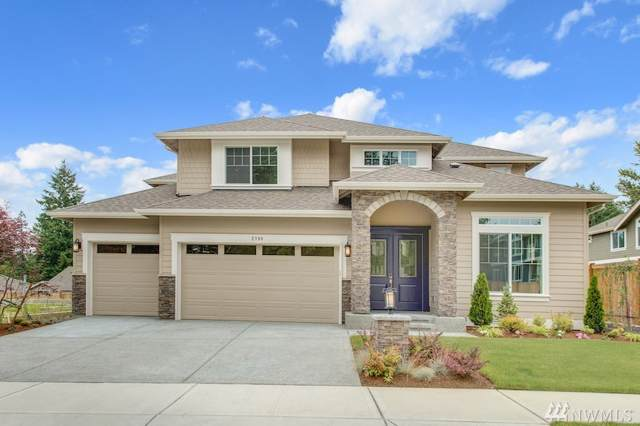 24174 SE 26th Place Lot02, Sammamish, WA 98075 (#1555196) :: Crutcher Dennis - My Puget Sound Homes