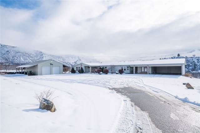 4930 Old Monitor Rd, Monitor, WA 98836 (#1555285) :: Better Homes and Gardens Real Estate McKenzie Group
