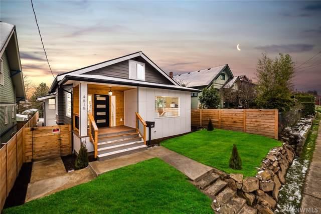 4815 S Othello St, Seattle, WA 98118 (#1555315) :: Ben Kinney Real Estate Team