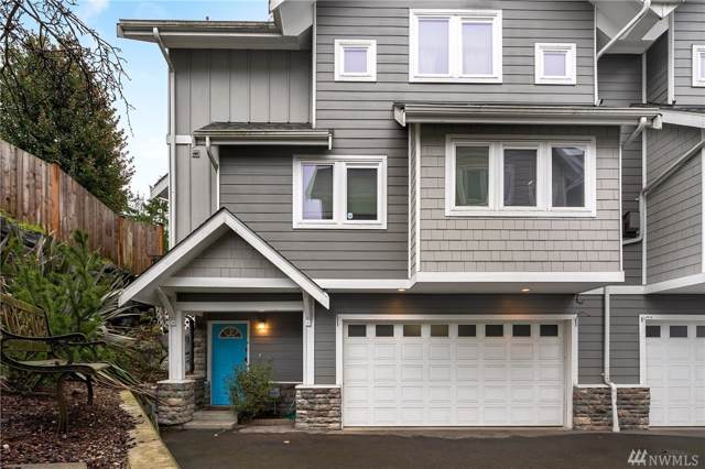 7712 Highland Park Wy SW A, Seattle, WA 98106 (#1555404) :: Real Estate Solutions Group