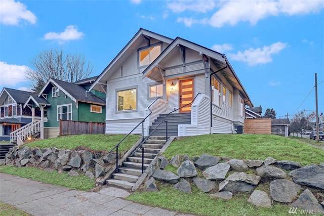 7057 22nd Ave NW, Seattle, WA 98117 (#1555433) :: Northern Key Team