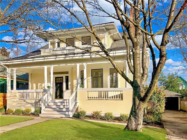 118 24th Ave, Seattle, WA 98122 (#1555457) :: Mary Van Real Estate