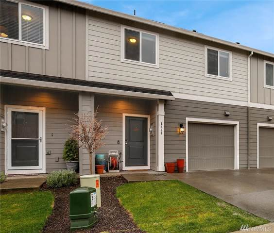 1507 NE 87th St, Vancouver, WA 98665 (#1555537) :: Crutcher Dennis - My Puget Sound Homes