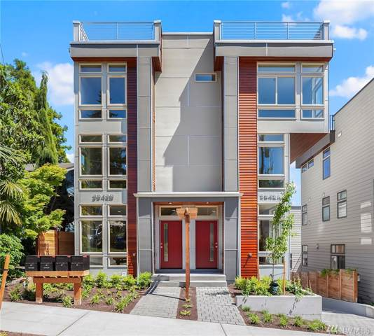 3942-B 1st Ave NE, Seattle, WA 98105 (#1555582) :: Real Estate Solutions Group