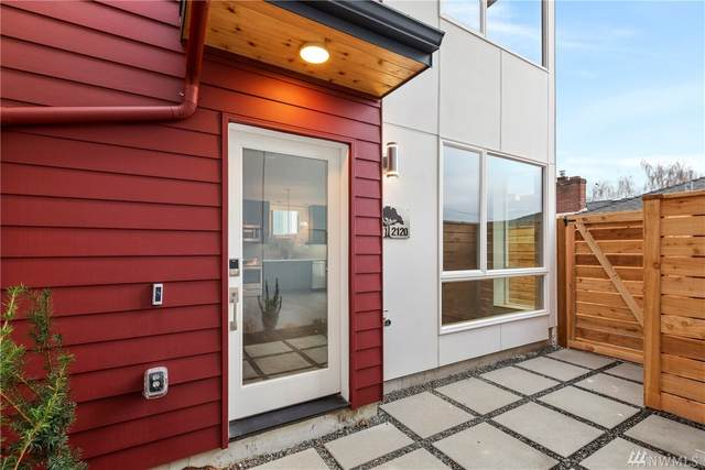 2120 13th Ave S, Seattle, WA 98144 (#1555585) :: Record Real Estate