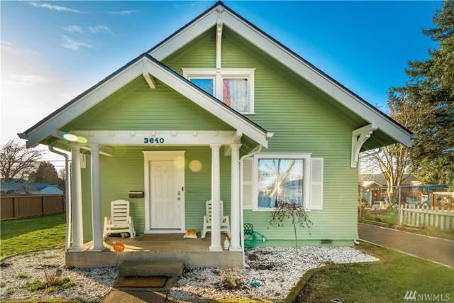 3640 E Howe, Tacoma, WA 98404 (#1555669) :: Ben Kinney Real Estate Team