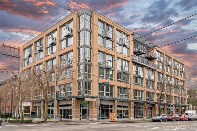 530 Broadway E #201, Seattle, WA 98102 (#1555712) :: Real Estate Solutions Group
