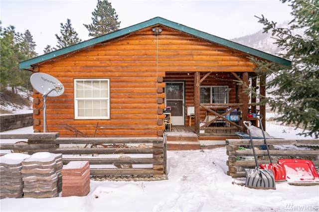 118 Rusty Spur Lane, Cashmere, WA 98815 (#1555777) :: Center Point Realty LLC