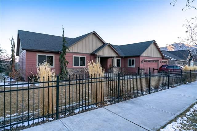 1801 Troon Ave, Wenatchee, WA 98801 (#1555806) :: Center Point Realty LLC