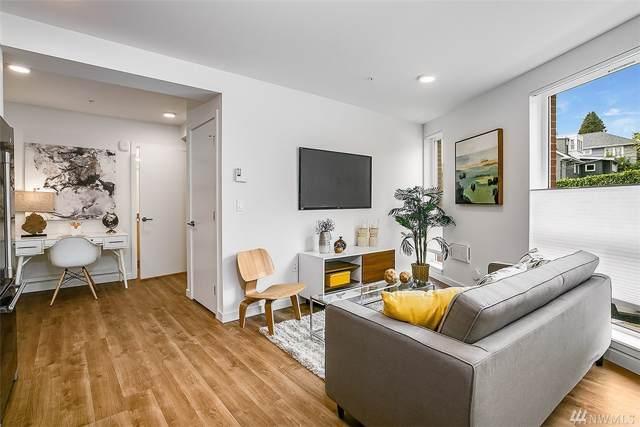 750 11th Ave E #306, Seattle, WA 98102 (#1555853) :: Mary Van Real Estate