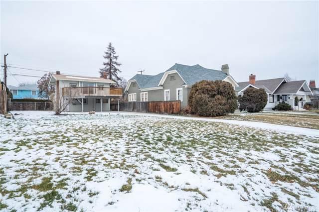 132 S Emerson Ave, Wenatchee, WA 98801 (#1555859) :: The Shiflett Group