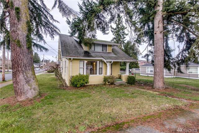 5160 S Sheridan Ave, Tacoma, WA 98408 (#1555915) :: Real Estate Solutions Group