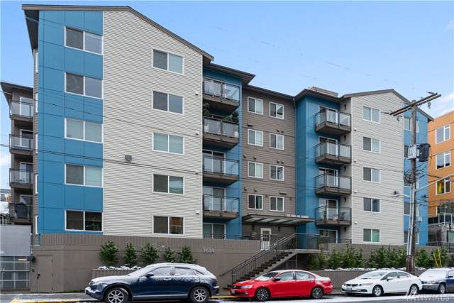 1614 Summit Ave #506, Seattle, WA 98122 (#1555954) :: Mary Van Real Estate