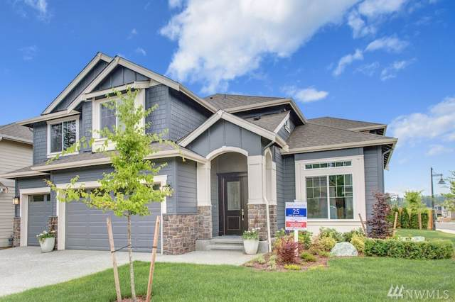 17557 SE 188th Place Lot25, Renton, WA 98058 (#1556028) :: Real Estate Solutions Group