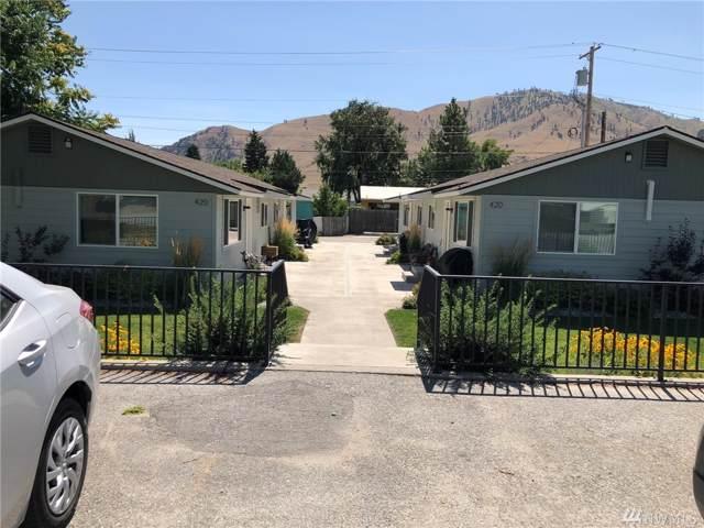 420 E Nixon St, Chelan, WA 98816 (#1556130) :: Crutcher Dennis - My Puget Sound Homes