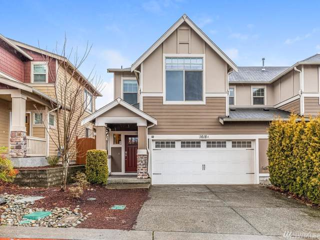 1618 145th Place SW # A, Lynnwood, WA 98087 (#1556148) :: KW North Seattle