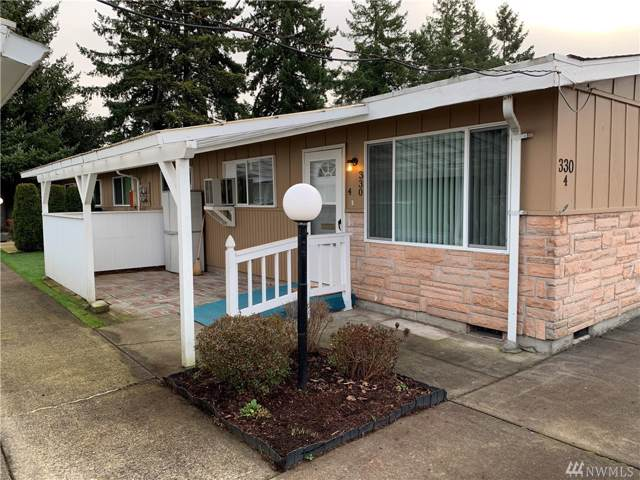 330 7th Place SE #4, Puyallup, WA 98372 (#1556213) :: Real Estate Solutions Group