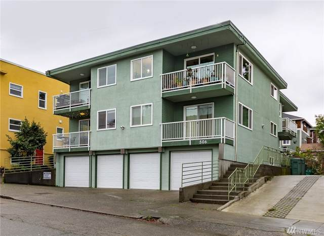 506 N 45th St #202, Seattle, WA 98103 (#1556239) :: Alchemy Real Estate