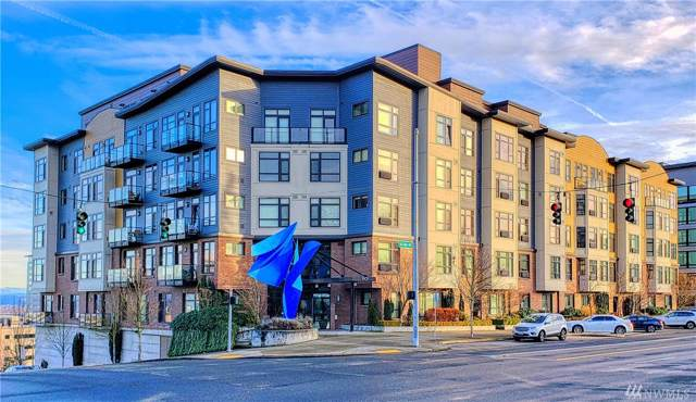 1501 Tacoma Ave S #110, Tacoma, WA 98402 (#1556246) :: Lucas Pinto Real Estate Group