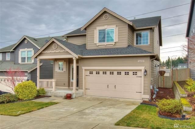 5326 Bennett Ave SE, Auburn, WA 98092 (#1556260) :: Real Estate Solutions Group