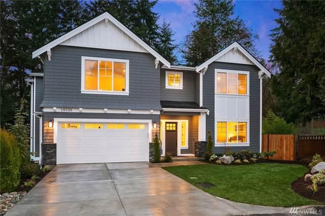 16026 SE 2nd St, Bellevue, WA 98008 (#1556291) :: Ben Kinney Real Estate Team